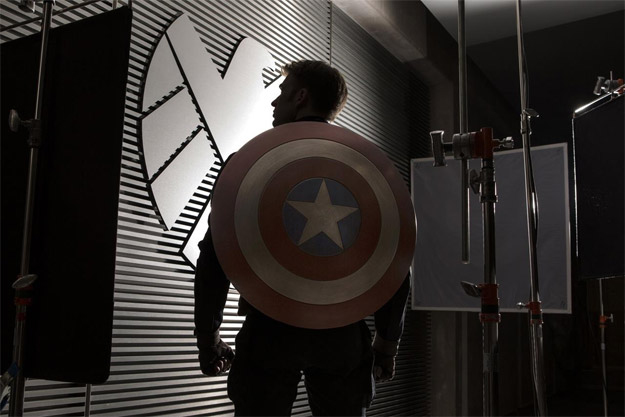 Comienza a rodarse Captain America: The Winter Soldier