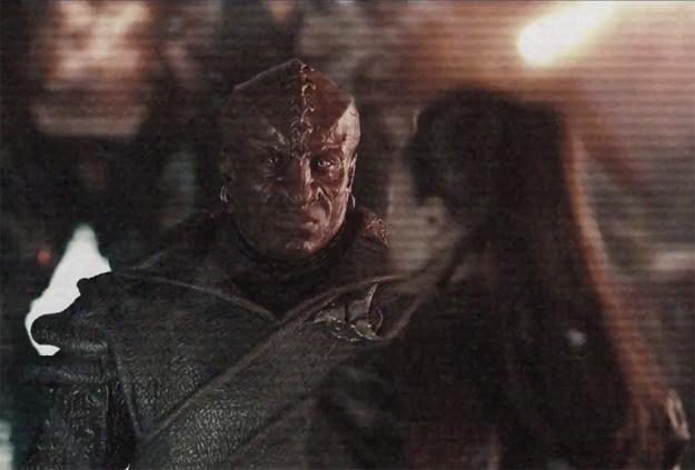 Al fin vemos uno de los Klingon de J.J. Abrams en Star Trek: en la oscuridad