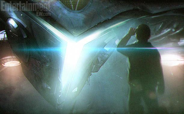 Nuevo concept art de Guardians of the Galaxy
