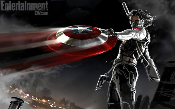 Nuevo concept art de Capitán América: el retorno del primer vengador obra de Ryan Meinerding