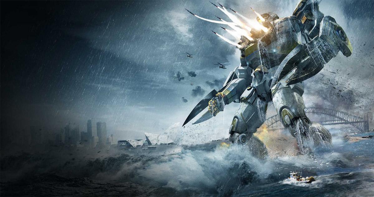 Concept art de cinco de los Jaegers que veremos en Pacific ... Pacific Rim Concept Art Pilot