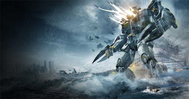 Nueva imagen / concept art de Pacific Rim... Striker Eureka