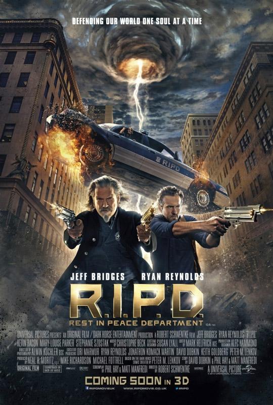 Un nuevo póster de R.I.P.D.