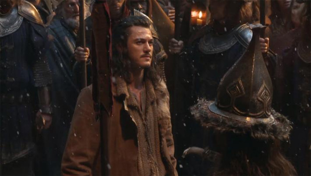 Una nueva imagen de Bardo (Luke Evans) en El Hobbit: La Desolación de Smaug