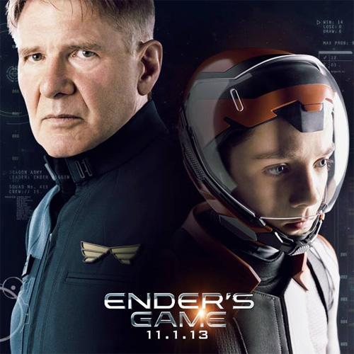 Promo imagen de El juego de Ender
