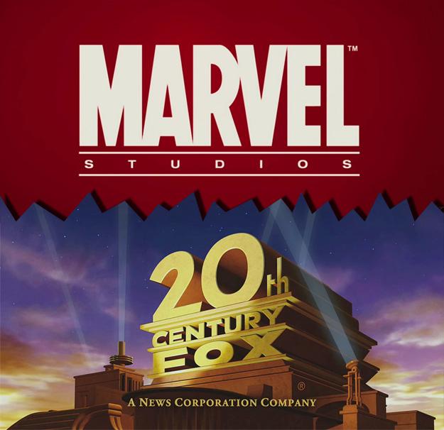 ¿Batalla Marvel Studios vs. 20th Century Fox?