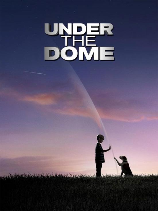 """Un nuevo cartel, bastante bueno, de """"Under the Dome"""""""