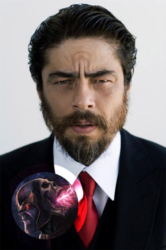 Benicio del Toro... ¿el gran villano que todos estamos esperando?