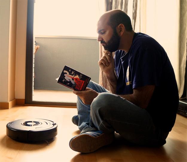 Marc Pastor haciendo frente a las inquietudes de la vida... si no puedes vencérlos trata de comprenderlos :-)