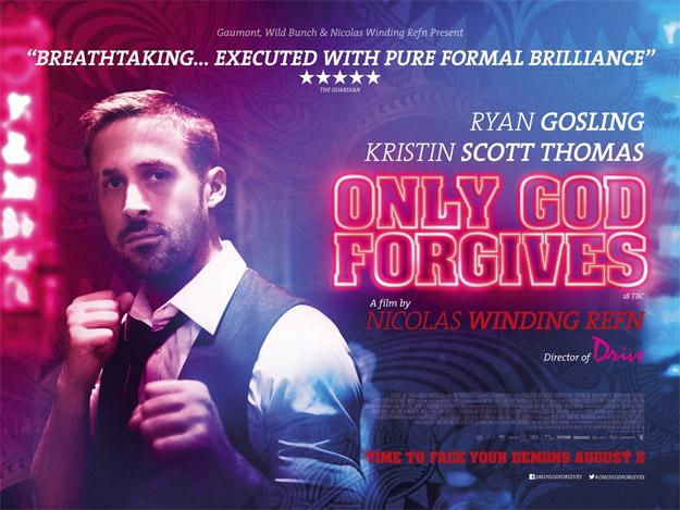 Un nuevo cartel de Only God Forgives, una de las que estarán en Sitges 2013