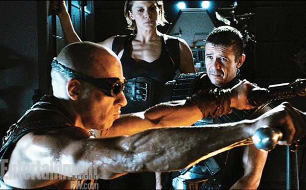 Otra imagen más de Riddick