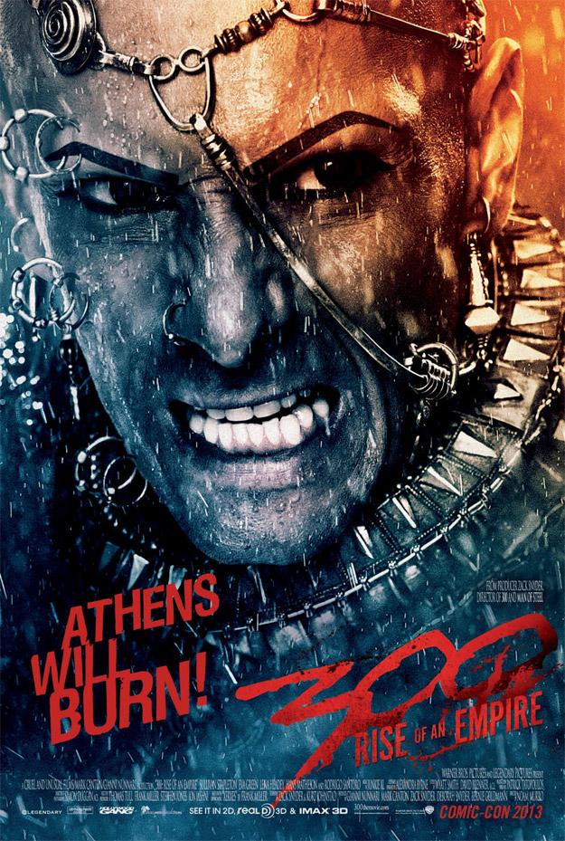 Cambiará la varonil voz de Xerxes en 300: el origen de un imperio
