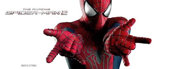 The Amazing Spider-Man 2, un primer banner de esta segunda parte
