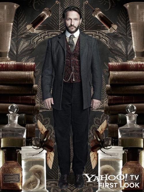Thomas Kretschmann es Abraham Van Helsing