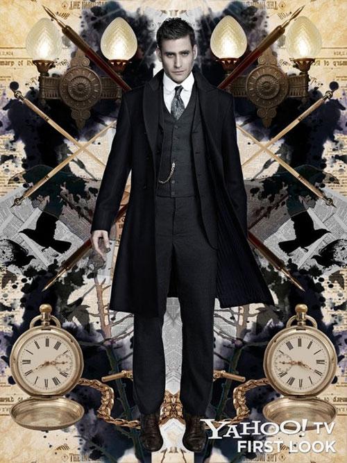 Oliver Jackson-Cohen es Jonathan Harker