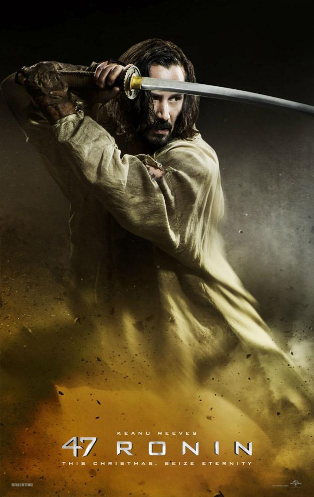 Keanu Reeves chin pún