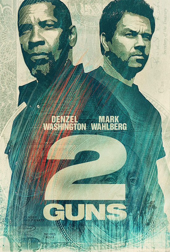 Un nuevo cartel de 2 Guns, ¿dinero sucio?