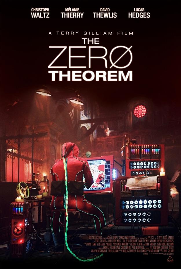 El primer cartel de The Zero Theorem