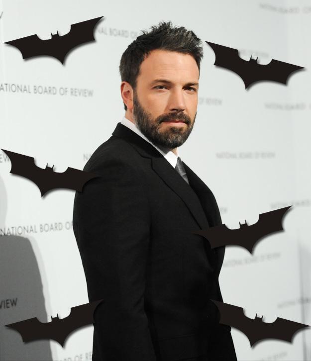 Ben Affleck: director, guionista y protagonista de Batman!