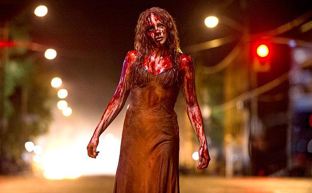 Una sangrienta imagen de Carrie