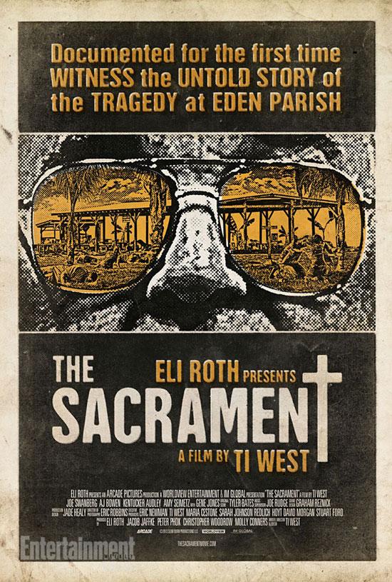 El primero cartel de The Sacrament