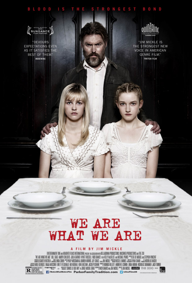 Cartel de We Are What We Are