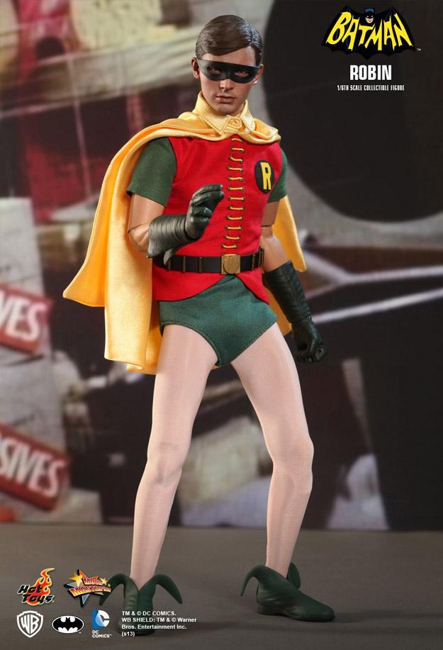 DC Comics Collectibles Robin (1966 Film)