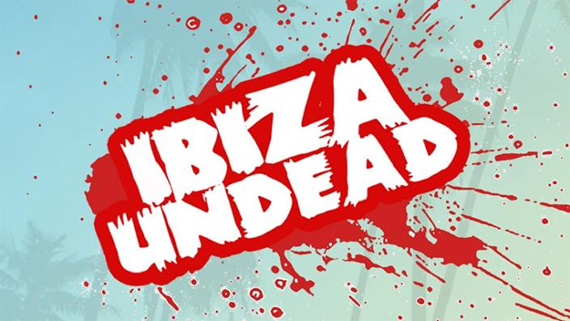 Detalle del cartel que debe circular por ahí de Ibiza Undead