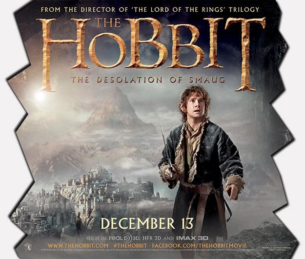 Un nuevo gran banner de El Hobbit: La Desolación de Smaug