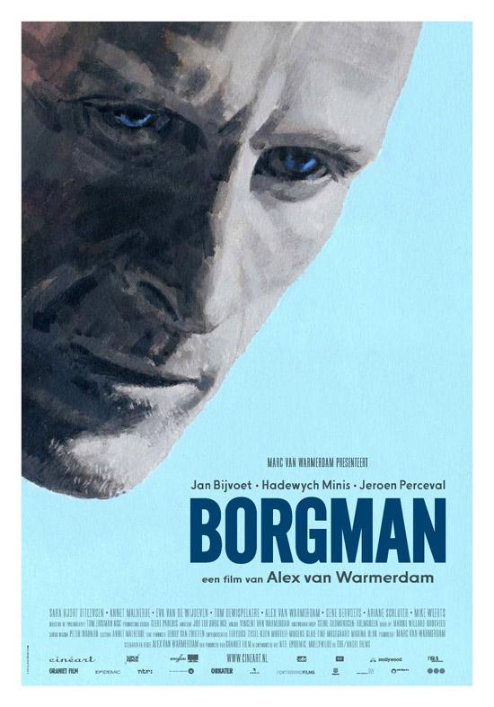 Cartel de Borgman de Alex van Warmerdam