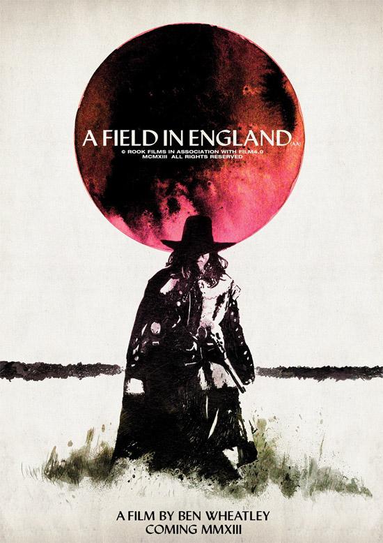 Sin lugar a dudas lo mejor de A Field in England... el póster