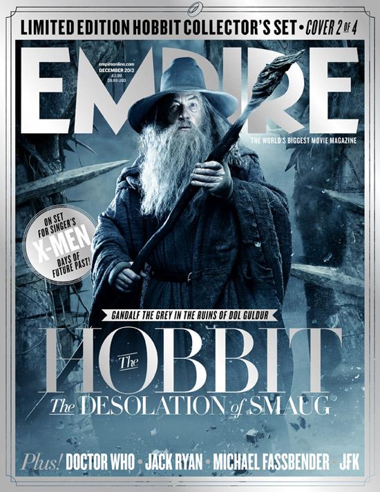 Una de las portadas especiales de Empire