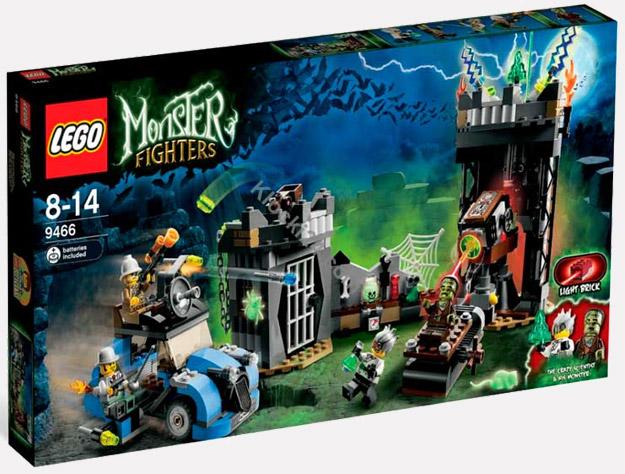 El set de LEGO que se pretende regalar!