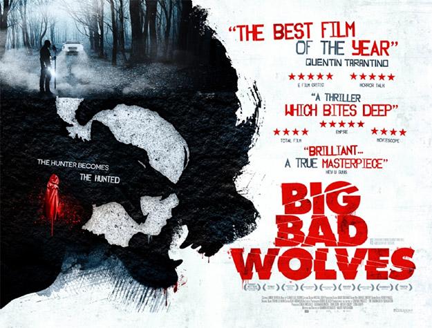 Un nuevo cartel de Big Bad Wolves... obra maestra ya