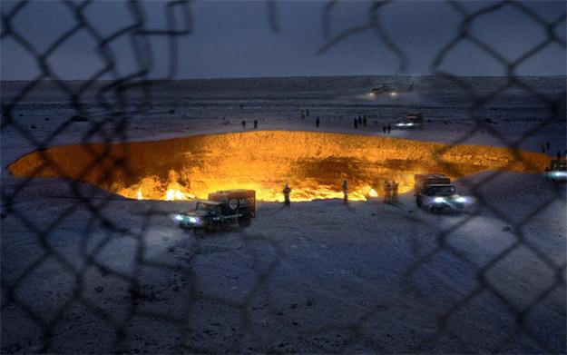 M.U.T.O. Research también estás de paseo por Turkmenistan