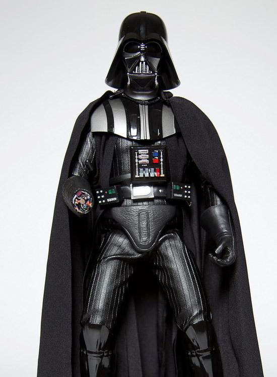 Darth Vader sin mano