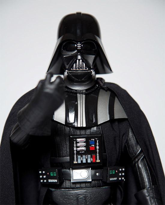 Unete a mí y juntos dominaremos la galaxia como padre e hijo