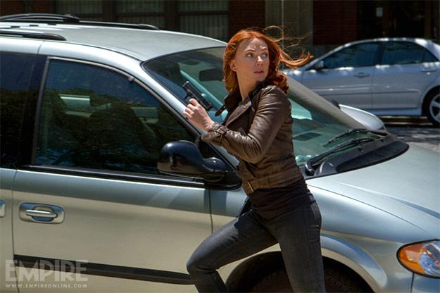 Imagen de Capitán América: el Soldado de Invierno
