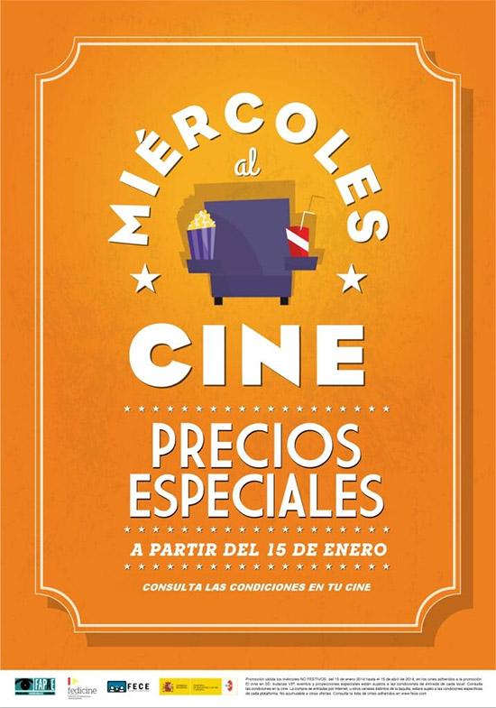 Los Miércoles al Cine