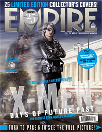 Portada X-Men: Días del Futuro Pasado