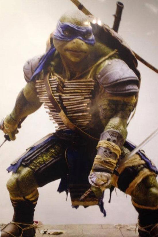 El aspecto del nuevo Leonardo