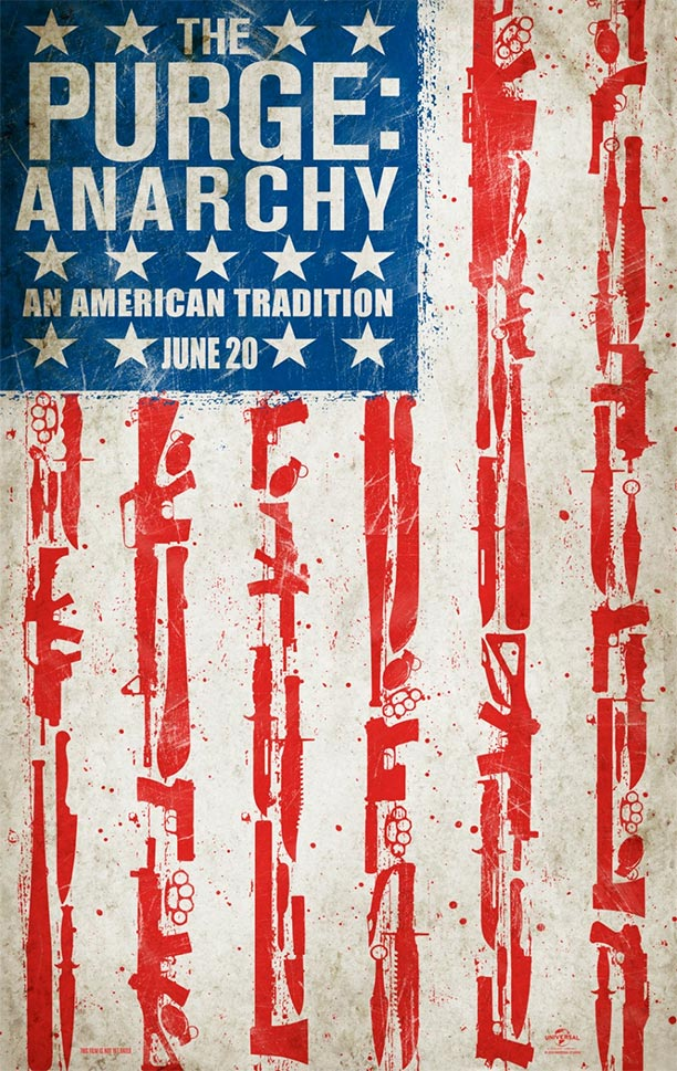 Cartel de The Purge: Anarchy