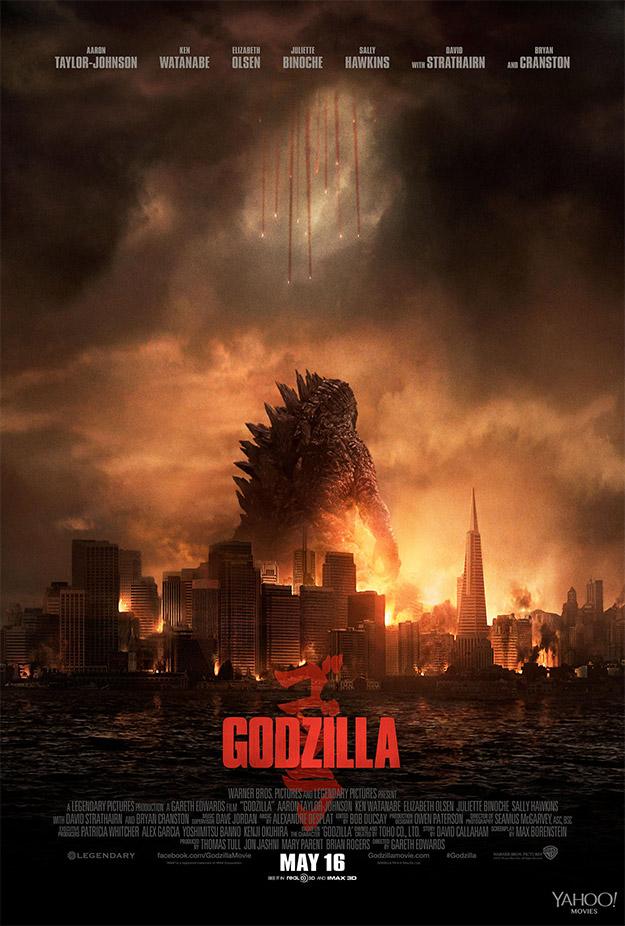 Godzilla es gigante... no, que va, es megagigante