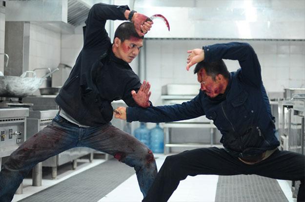 Nuevas imágenes de The Raid 2: Berandal