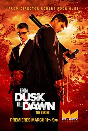 """Nuevos carteles de la poco prometedora """"From Dusk Till Dawn: The Series"""""""