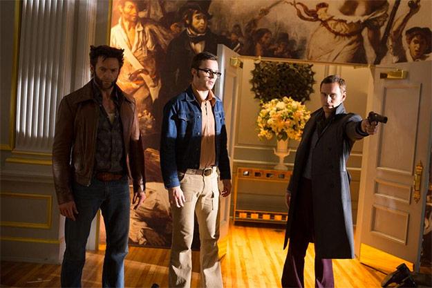 Lobezno, la Bestia y Magneto juntos en X-Men: Días del Futuro Pasado