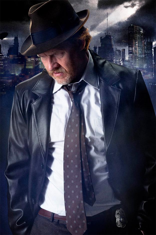 Primer vistazo a Donal Logue como Harvey Bullock en Gotham