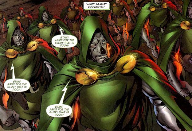 ¿Villano repetido en Fantastic Four?