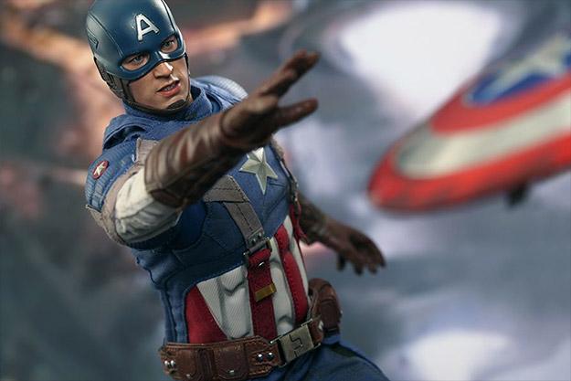 Captain America (Golden Age Version)