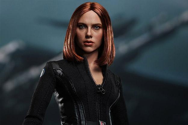 Marvel Black Widow Marvel Sixth Scale Figure